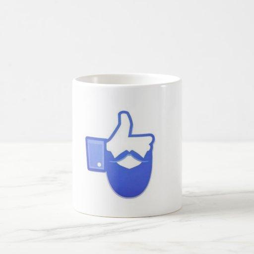 I Like Beard Coffee Mug