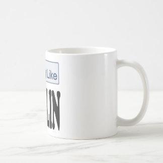 I Like Berlin Germany Coffee Mug