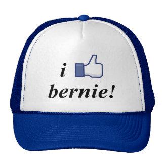 I LIKE BERNIE! TRUCKER HAT