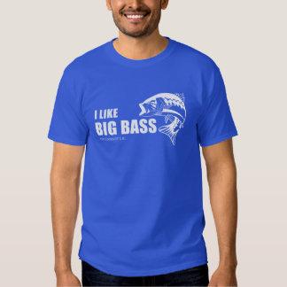 I Like Big Bass and I Cannot Lie T-shirt
