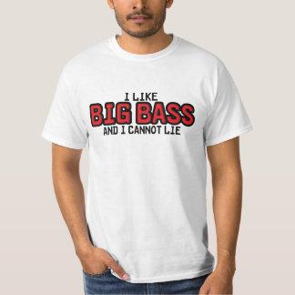 I Like Big Bass T Shirt