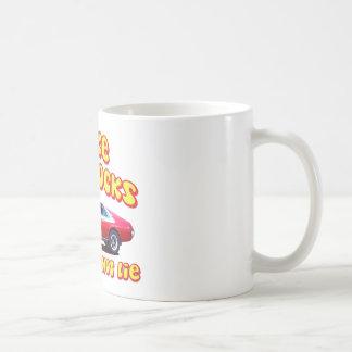 I Like Big Blocks AMC AMX Coffee Mug