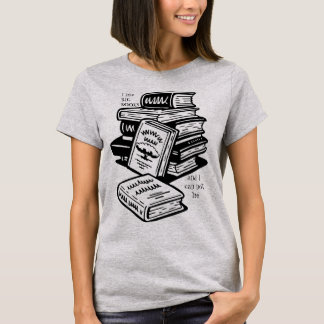 I like BIG BOOK and I can not lie T-Shirt