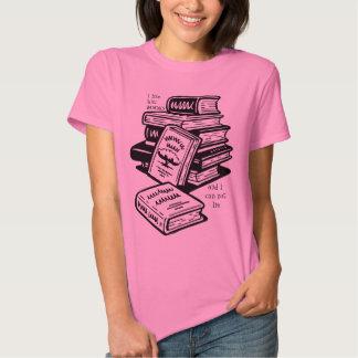 I like BIG BOOK and I can not lie Tee Shirt