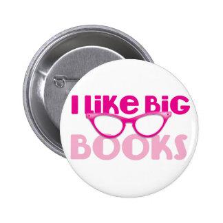 I like big books badges