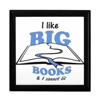 I like Big Books Jewelry Box
