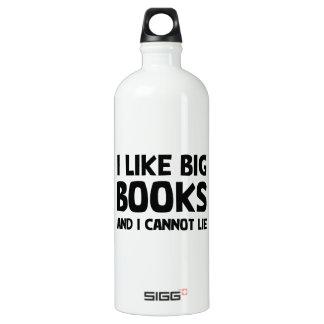 I Like Big Books SIGG Traveler 1.0L Water Bottle