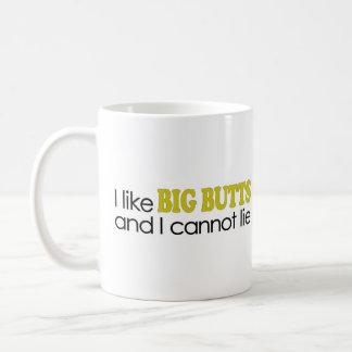 I Like Big Butts Coffee Mug
