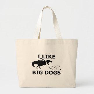 I Like Big Dogs Bags