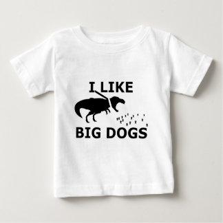 I Like Big Dogs T Shirt