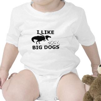 I Like Big Dogs Tshirt