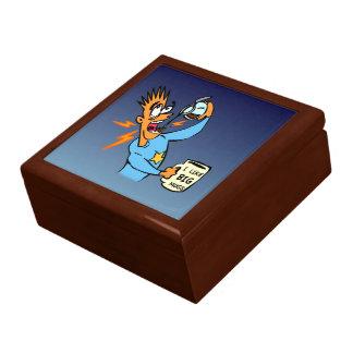 I Like Big Mugs! - Java Junkie Guy! Jewelry Box