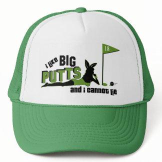 I Like Big Putts And I Cannot Lie Trucker Hat