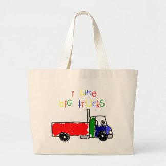 I Like Big Trucks Bags