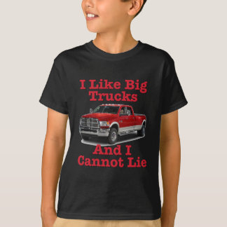 I Like Big Trucks .... Dodge T-Shirt