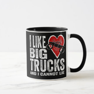 I Like BIG Trucks Mug