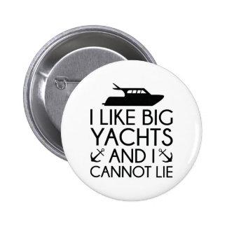 I Like Big Yachts Button