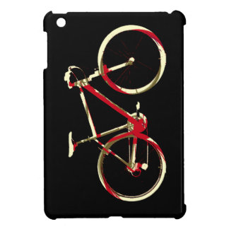 I like biking, bicycles iPad mini case
