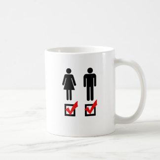 I like both coffee mugs