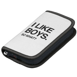 I LIKE BOYS SO WHAT PLANNERS