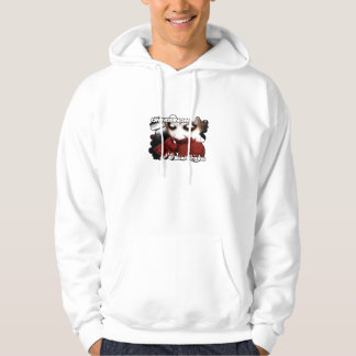 I like brains hoodie