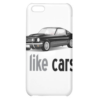 I like cars iPhone 5C covers