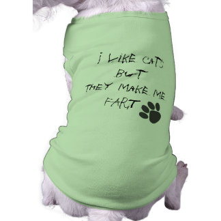 i like cats pet t shirt