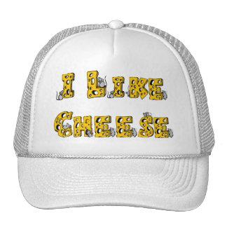I like cheese hat