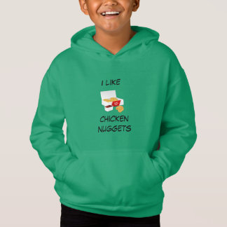 I like chicken nuggets pullover