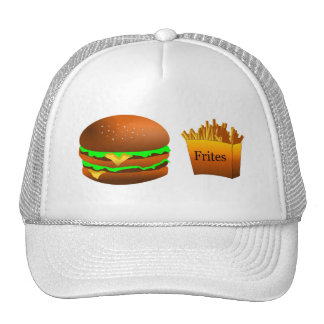 I like chips,I like hamburgers, Cap