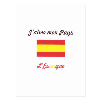 I like Espagne.jpg Postcard
