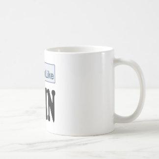 I Like Herman Cain For President 2012 Coffee Mug