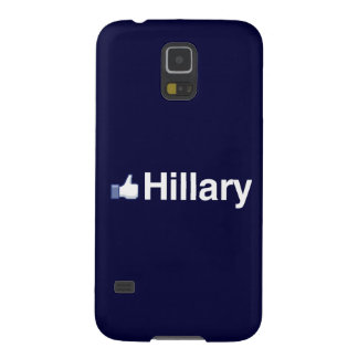 I LIKE HILLARY CASES FOR GALAXY S5