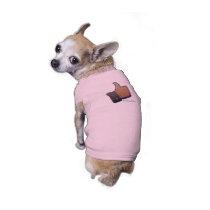 I LIKE HILLARY DOG TEE SHIRT