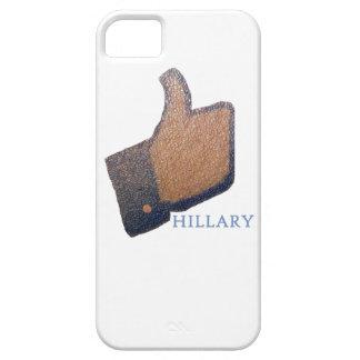 I LIKE HILLARY iPhone SE/5/5s CASE