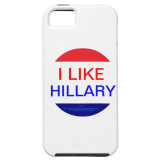 I LIKE HILLARY (MULTIPLE PRODUCTS) iPhone SE/5/5s CASE