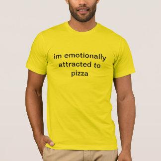 I like hot pizza T-Shirt