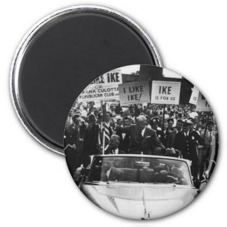 I Like Ike Dwight D. Eisenhower Campaign 2 Inch Round Magnet