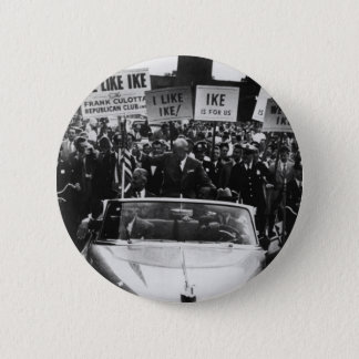 I Like Ike Dwight D. Eisenhower Campaign Pinback Button