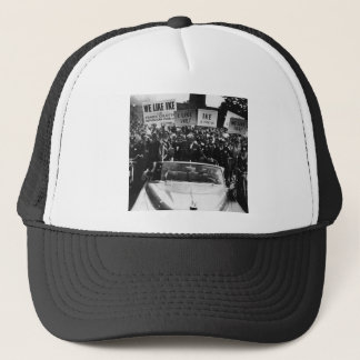 I Like Ike Dwight D. Eisenhower Campaign Trucker Hat