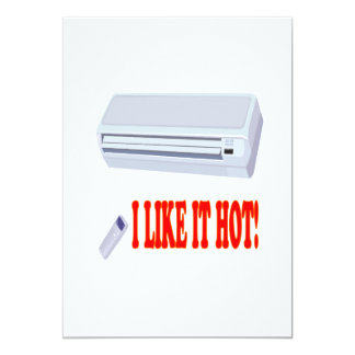 I Like It Hot Card