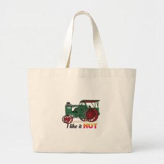 I Like it Hot Large Tote Bag