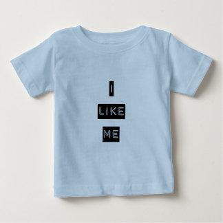 I Like Me Baby Baby T-Shirt