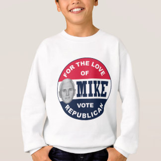 I-LIKE-MIKE-BUTTON-REPUBLICAN SWEATSHIRT