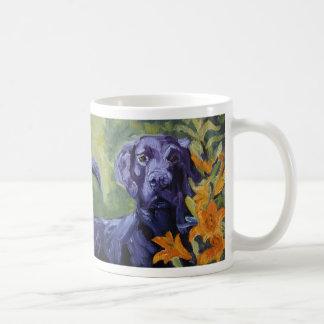 , I Like Mine   Black! Coffee Mugs