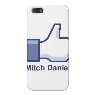 I LIKE MITCH DANIELS COVER FOR iPhone 5