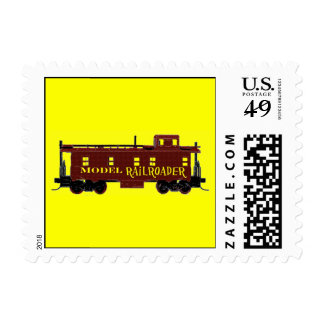 I Like Model Railroads Postage