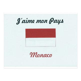 I like Monaco.jpg Post Cards