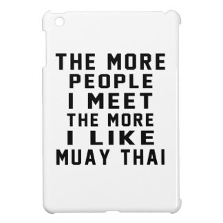 I like More Muay Thai Cover For The iPad Mini