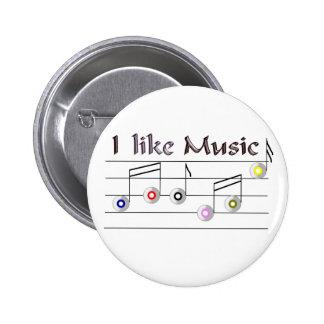 I like Music Button